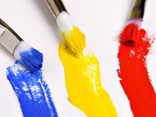 Выбор цвета для натяжного потолка