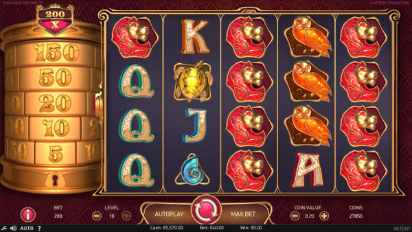 Игровой автомат Turn Your Fortune - играть бесплатно в казино Икс онлайн