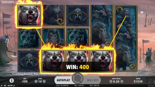 Игровой автомат Warlords: Crystals of Power - выиграй регулярно в казино Вулкан онлайн