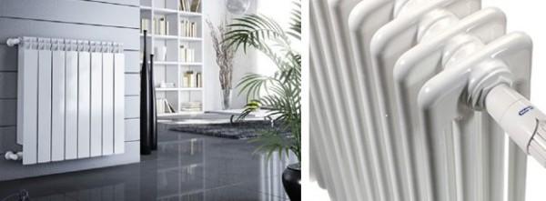 Какие радиаторы отопления выбрать: алюминиевые или биметаллические?