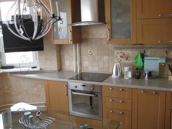 Каким образом спрятать трубы в кухне и ванной?