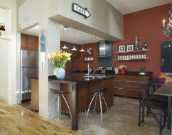 Кухня в стиле кафе: правильное оформление