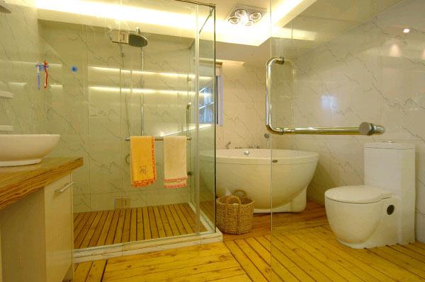 Отделка ванной стеновыми панелями ПВХ