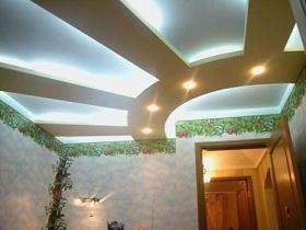 Правила размещения подвесного потолка