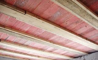 Строительство потолка и каркаса крыши
