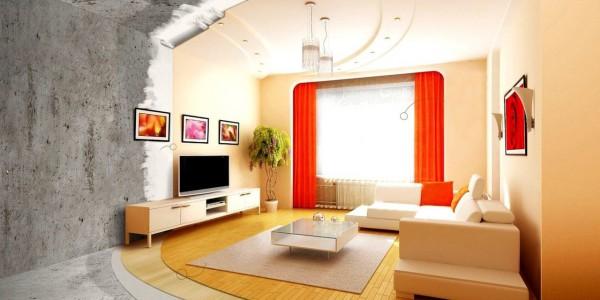 Проведение капитального ремонта квартиры. Секреты профессионалов