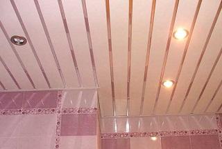 Реечный потолок: все что необходимо знать о монтаже