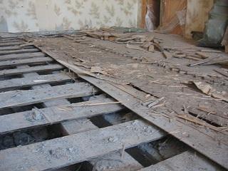 Полезные советы по ремонту деревянного пола