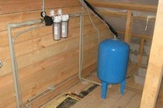Водоснабжение на даче – легко решаемый вопрос