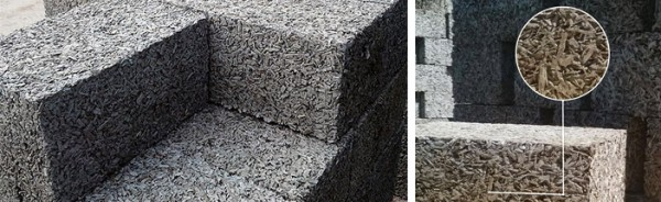 Строительные блоки: виды, использование, характеристика