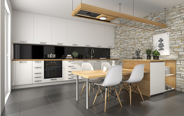 Удобная и качественная кухня