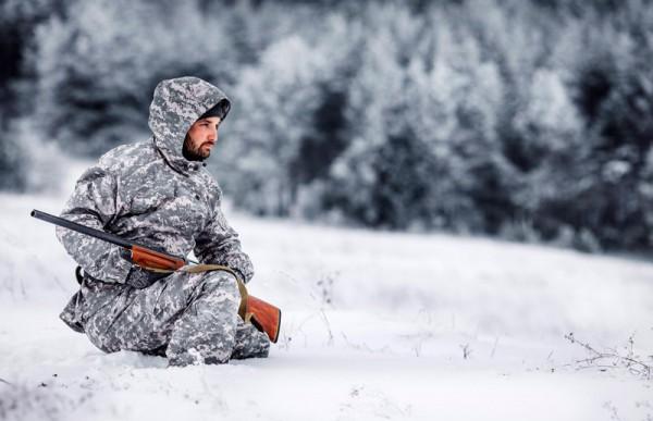 Увлекательная охота зимой. Основные нюансы и правила